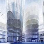 فرهنگ سرا - فرهنگسرا - طرح های مدرن معماری - ایده - کانسپت