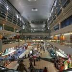 فرودگاه دبی - عکس فرودگاه - نقشه - عکس معماری