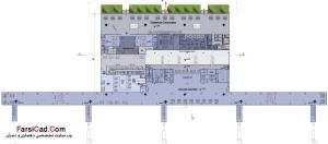 [تصویر:  Airport-www.PersianCad.com-11-300x132.jpg]