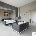 خانه ای برای یک معمار - عکس و پلان 10