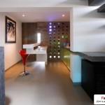 خانه ای برای یک معمار - عکس و پلان 13