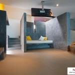 خانه ای برای یک معمار - عکس و پلان 15