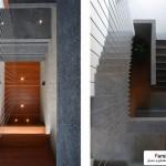 خانه ای برای یک معمار - عکس و پلان 22