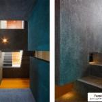 خانه ای برای یک معمار - خانه مسکونی - نقشه - عکس معماری - ایده - طرح - کانسپت