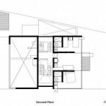 خانه ای برای یک معمار - خانه مسکونی - نقشه - عکس معماری - ایده - طرح - کانسپت - پلان
