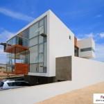 خانه ای برای یک معمار - عکس و پلان 5