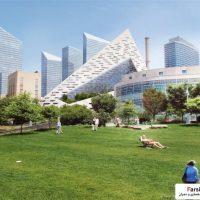 طرح مجتمع مسکونی 600 واحدی (فوق العاده زیبا) - به همراه کانسپت طرح 1