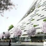 طرح مجتمع مسکونی 600 واحدی (فوق العاده زیبا) - به همراه کانسپت طرح 10