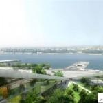 طرح مجتمع مسکونی 600 واحدی (فوق العاده زیبا) - به همراه کانسپت طرح 11