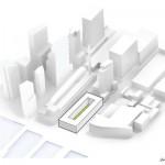 طرح مجتمع مسکونی 600 واحدی (فوق العاده زیبا) - به همراه کانسپت طرح 16