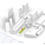 طرح مجتمع مسکونی 600 واحدی (فوق العاده زیبا) - به همراه کانسپت طرح 17