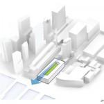 طرح مجتمع مسکونی 600 واحدی (فوق العاده زیبا) - به همراه کانسپت طرح 18