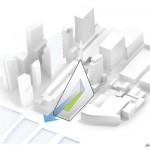 طرح مجتمع مسکونی 600 واحدی (فوق العاده زیبا) - به همراه کانسپت طرح 22