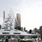 طرح مجتمع مسکونی 600 واحدی (فوق العاده زیبا) - به همراه کانسپت طرح 3