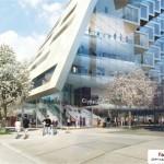 طرح مجتمع مسکونی 600 واحدی (فوق العاده زیبا) - به همراه کانسپت طرح 5
