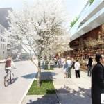 طرح مجتمع مسکونی 600 واحدی (فوق العاده زیبا) - به همراه کانسپت طرح 7