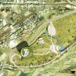 سایت پلان مجموعه موزه