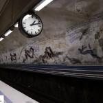 ایستگاه مترو - متروی بین شهری - طراحی مترو - طرح مترو - کانسپت - ایده - معماری