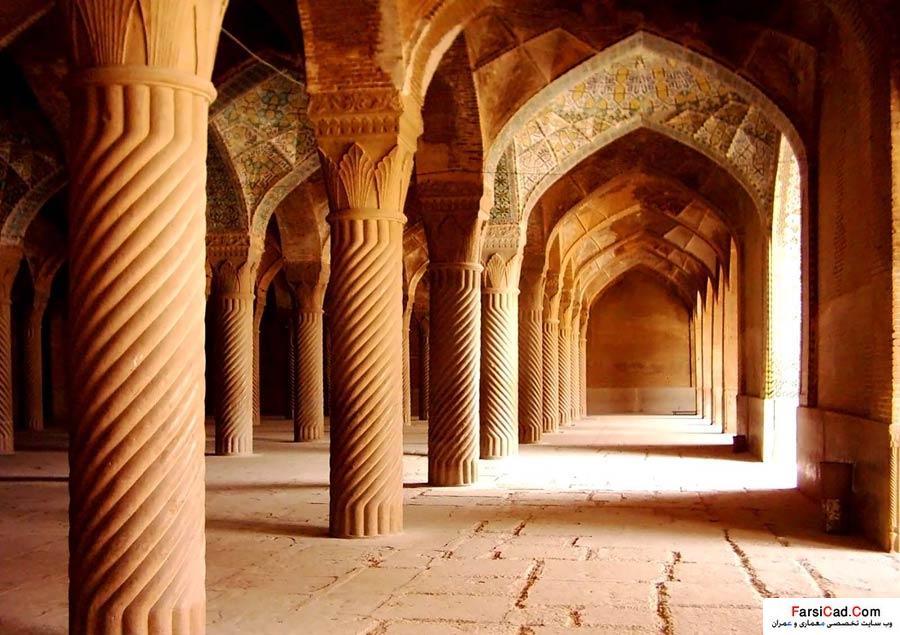 Masjed Vakil shiraz www.farsicad.com 1 مسجد وکیل شیراز