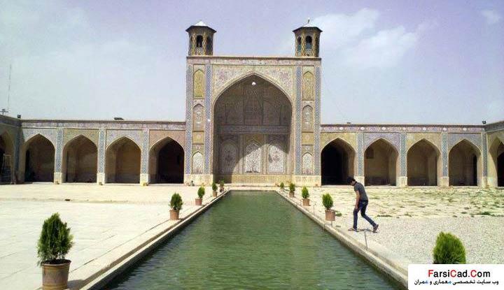 مسجد وکلیل شیراز
