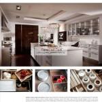 مجله 25 مدل زیبای طراحی دکوراسیون آشپرخانه و کابینت ( نسخه مهر و آبان ) 5