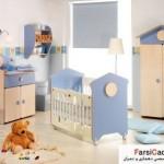 دکور - دکوارسیون - دکوارسیون داخلی - طراحی داخلی - اتاق خواب  - طراحی اتاق خوب - اتاق خواب بچه - اتاق خواب کودک