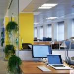 طراحی داخلی دفتر شرکت گوگل در شهر میلان 4