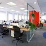 طراحی داخلی دفتر شرکت گوگل در شهر میلان 5