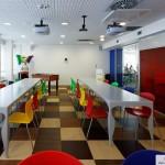 طراحی داخلی دفتر شرکت گوگل در شهر میلان 6