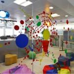 طراحی داخلی دفتر شرکت گوگل در شهر میلان 9
