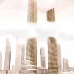 برج - برج دوقلو - برج های سئول - برج های دو قلوی سئول - معماری - پلان برج - نقشه برج