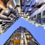 آسمان در قاب معماری! مجموعه ای فوق العاده از تصاویر عکاس خلاق ایتالیایی 8