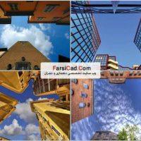 آسمان در قاب معماری! مجموعه ای فوق العاده از تصاویر عکاس خلاق ایتالیایی 1