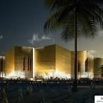 مجموعه کامل عکس استادیوم های خورشیدی قطر برای جام جهانی سال 2022 13