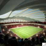 مجموعه کامل عکس استادیوم های خورشیدی قطر برای جام جهانی سال 2022 18