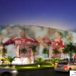 مجموعه کامل عکس استادیوم های خورشیدی قطر برای جام جهانی سال 2022 19