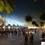 مجموعه کامل عکس استادیوم های خورشیدی قطر برای جام جهانی سال 2022 23