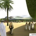 مجموعه کامل عکس استادیوم های خورشیدی قطر برای جام جهانی سال 2022 6
