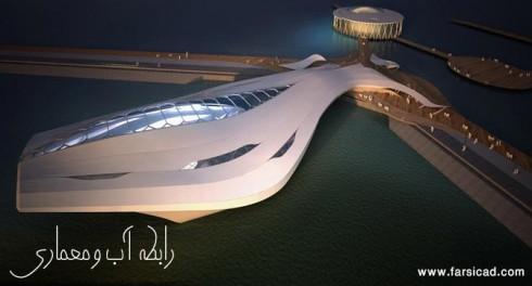 آب در معماری - رابطه آب در معماری - Water in Architecture