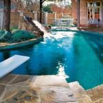 pools - طراحی استخر - آبنما - استخر - طرح - محوطه سازی -  محوطه ویلا