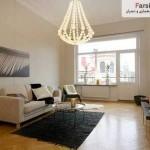 28 ایده فوق العاده زیبای طراحی اتاق نشیمن ، حال و پذیرایی 10