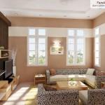 28 ایده فوق العاده زیبای طراحی اتاق نشیمن ، حال و پذیرایی 13