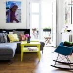 28 ایده فوق العاده زیبای طراحی اتاق نشیمن ، حال و پذیرایی 14