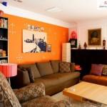 28 ایده فوق العاده زیبای طراحی اتاق نشیمن ، حال و پذیرایی 18