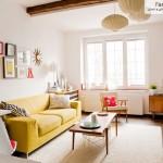 28 ایده فوق العاده زیبای طراحی اتاق نشیمن ، حال و پذیرایی 22