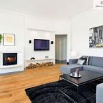 28 ایده فوق العاده زیبای طراحی اتاق نشیمن ، حال و پذیرایی 25