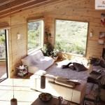 28 ایده فوق العاده زیبای طراحی اتاق نشیمن ، حال و پذیرایی 28