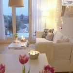 28 ایده فوق العاده زیبای طراحی اتاق نشیمن ، حال و پذیرایی 8