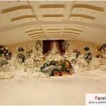 مجموعه 70 عکس تالار پذیرایی و عروسی ( طراحی داخلی ) 33