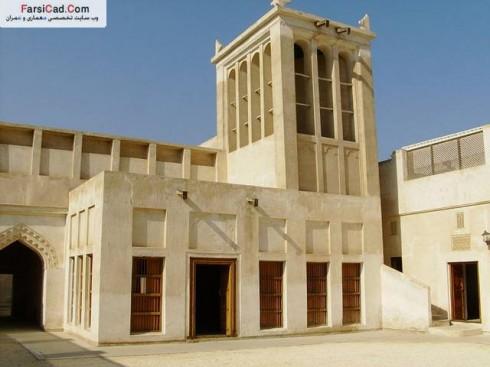 بادگیر، معماری ایرانی ، معماری ، پلان